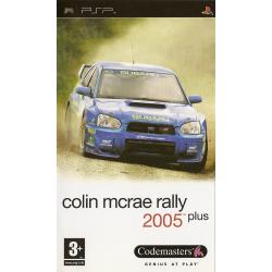 Colin McRae Rally 2005 plus [ENG] (używana) (PSP)
