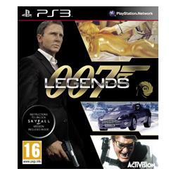 007 LEGENDS  [ENG] (używana) (PS3)