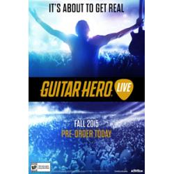 GUITAR HERO LIVE  [POL] (używana) PS4