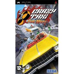 Crazy Taxi Fare Wars [ENG] (używana) (PSP)