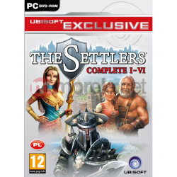 The Settlers Complete I-IV [ENG] (nowa) (PC)