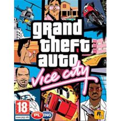 Grand Theft Auto Vice City [POL] (nowa) (PC)