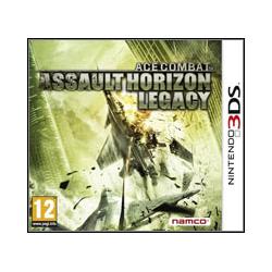 Ace Combat Assault Horizon [ENG] (nowa) (3DS)