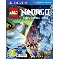 LEGO NINJAGO NINDROIDS [ENG] (nowa)PSV