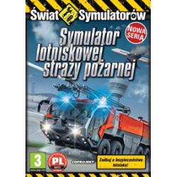 Symulator lotniskowej straży pożarnej [POL] (nowa) (PC)