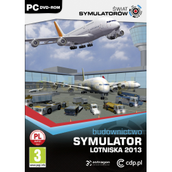 BUDOWNICTWO SYMULATOR LOTNISKA [POL] (nowa) (PC)