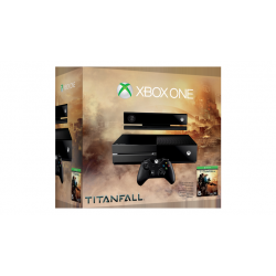 XBOX ONE Basic 500 GB + KINECT  + TITANFALL NOWA
