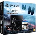 PLAYSTATION 4 1 TB Darth Vader Limited Edition + SW Battlefront NOWA