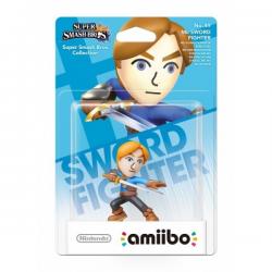 amiibo Smash Mii Sword Figther 49  (nowa)