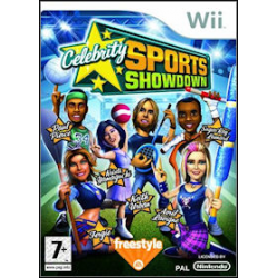 Celebrity Sports Showdown [ENG] (używana) (Wii)