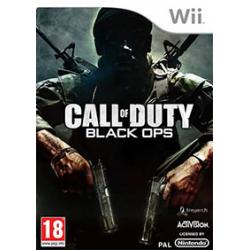 Call of Duty Black Ops [ENG] (używana) (Wii)