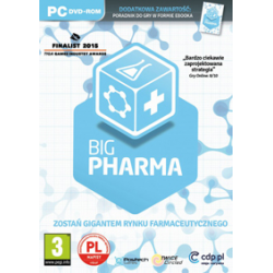 Big Pharma [POL] (nowa) (PC)