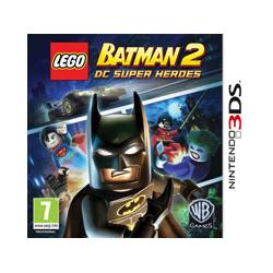 LEGO Batman 2 DC Super Heroes [ENG] (używana) (3DS)