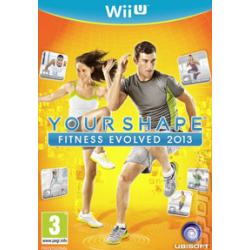 Your Shape Fitness Evolved 2013 [ENG] (nowa) (WiiU)