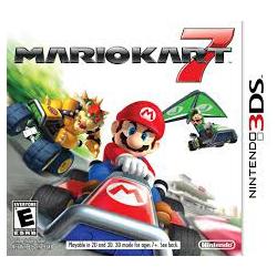 Mario Kart 7 [ENG] (używana) (3DS)