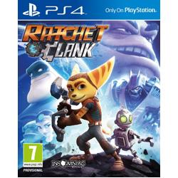 RATCHET and CLANK [POL] (używana) (PS4)