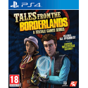 TALES FROM THE  BORDERLANDS A TELLTALE GAMES SERIES [ENG] (nowa) (PS4)
