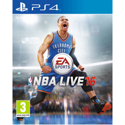 NBA LIVE 16 [ENG] (używana) (PS4)